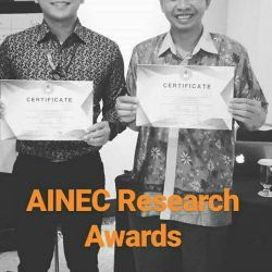 HIBAH AINEC RESEARCH AWARDS TAHUN 2017
